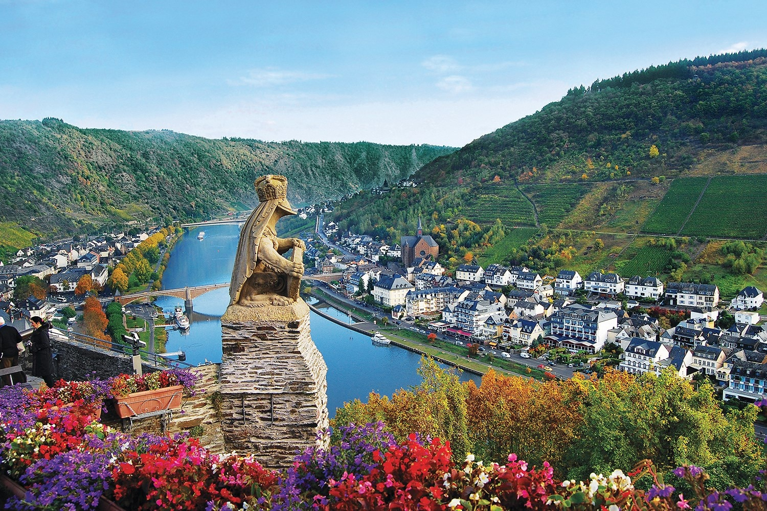 Rhine Amp Moselle Splendors River Cruise 2018 Europe